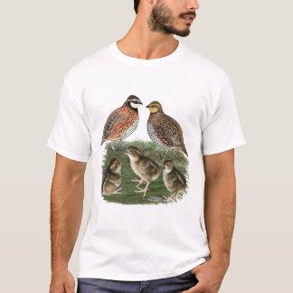 Camiseta Família das codornizes