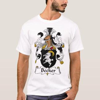 Camiseta Família de Becker, crista alemão