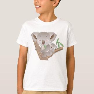 Camiseta Família do Koala