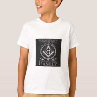 Camiseta Família dos pedreiro