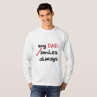 Camiseta Família feliz