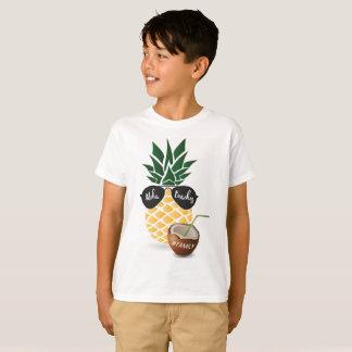 Camiseta #family miúdos