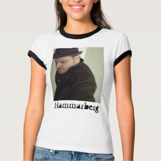 Camiseta Fanático de Hammarberg