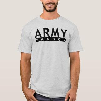 Camiseta Fanboy do exército