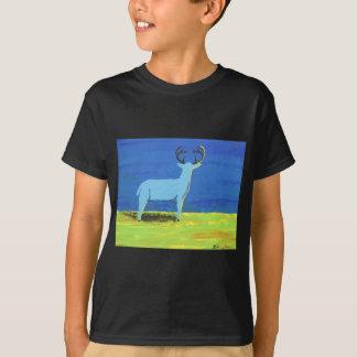 Camiseta Fanfarrão azul