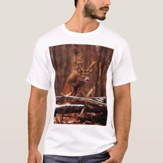 Camiseta Fanfarrão de salto do Whitetail