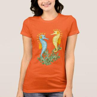 Camiseta Fantasia do cavalo marinho