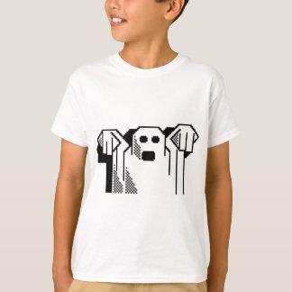 Camiseta Fantasma assustador