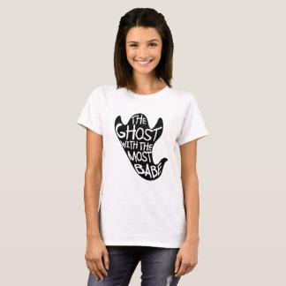 Camiseta Fantasma com a maioria de t-shirt