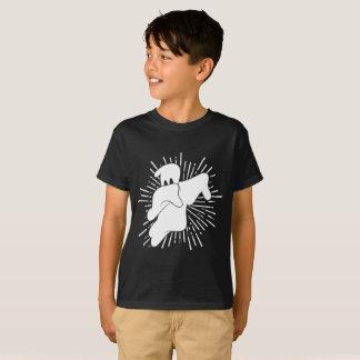 Camiseta Fantasma de toque ligeiro legal