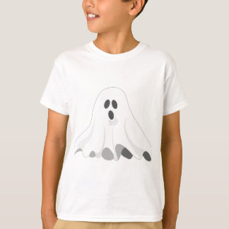 Camiseta Fantasma do Dia das Bruxas - VAIA!