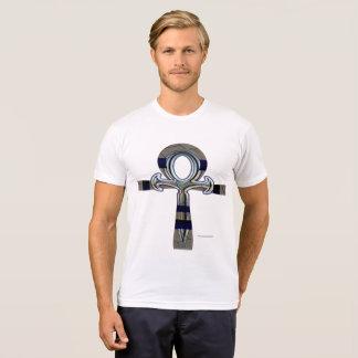 Camiseta Fantasma do t-shirt do Poli-Algodão dos homens de