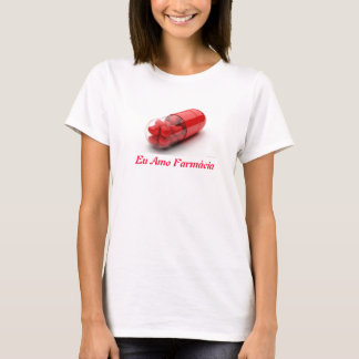 Camiseta Farmacia
