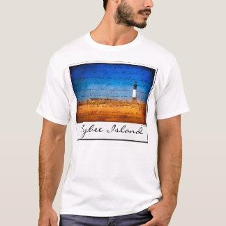Camiseta Farol da ilha de Tybee