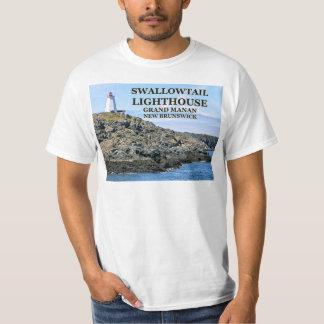 Camiseta Farol de Swallowtail, Manan grande, N.B.T-shirt