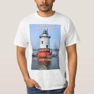 Camiseta Farol de Tarrytown, t-shirt de New York