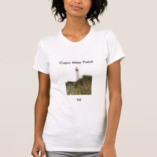 Camiseta Farol do ponto de Cape May