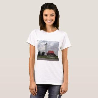 Camiseta Farol do ponto de Tawas