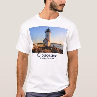 Camiseta Farol Gloucester de Annisquam