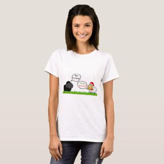 Camiseta Farsa do Baa - velo Navidad