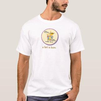 Camiseta Fart é nascido