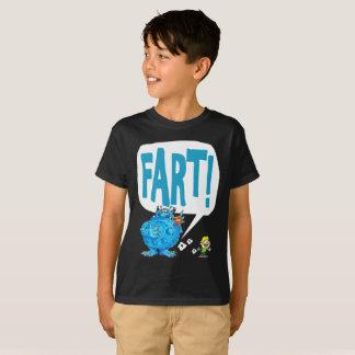 Camiseta FART (preto)