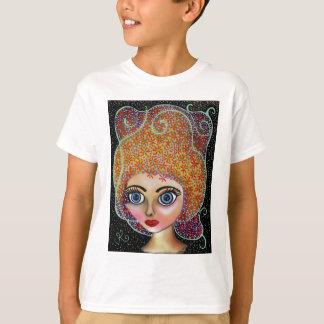 Camiseta fascínio floral 18