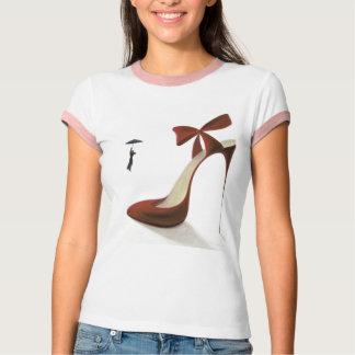 Camiseta Fashionista do estilete