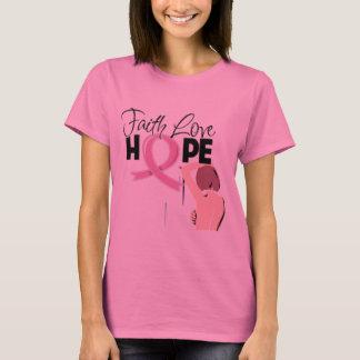 Camiseta fath e esperança