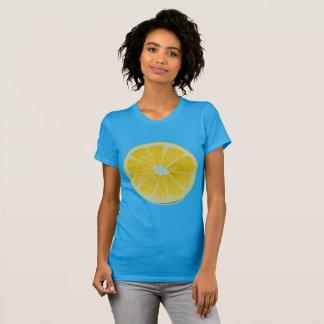 Camiseta fatia do limão