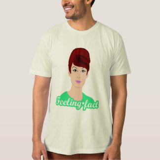 Camiseta fato do sentimento
