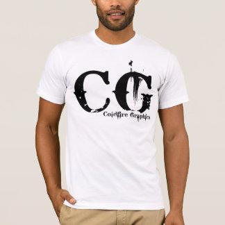 Camiseta Fator do branco do CG