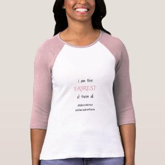 Camiseta Fatos engraçados do alternativo do hashtag da