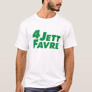 Camiseta favre do jett