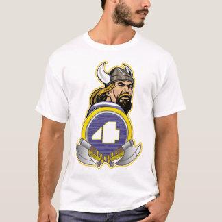 Camiseta Favre é Viking