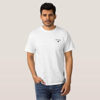 Camiseta Faz Boy, rei 01/