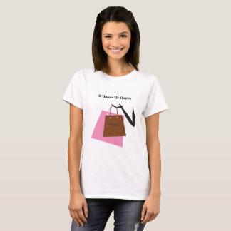 Camiseta Faz-me a Feliz-Compra