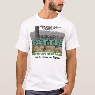 Camiseta Fazenda de gado