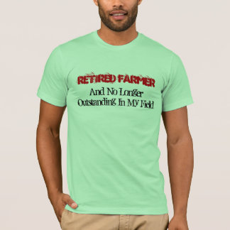 Camiseta Fazendeiro aposentado