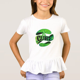 Camiseta Fé da cura da esperança