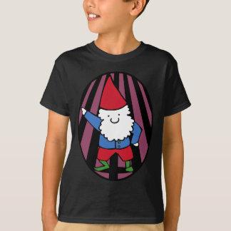 Camiseta Febre da noite do gnomo do disco