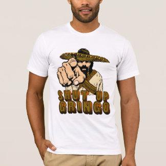 Camiseta Feche acima o t-shirt do Gringo