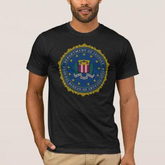 Camiseta Federal Bureau of Investigation (FBI)