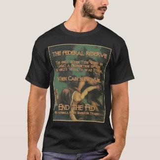 Camiseta Federal Reserve
