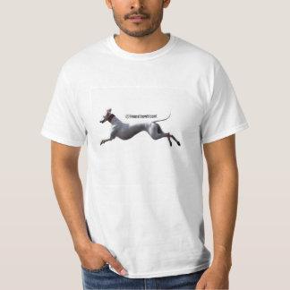 Camiseta Feijões do @beansthewhippet dos feijões da equipe