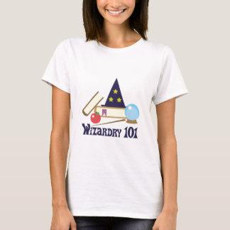 Camiseta Feitiçaria 101