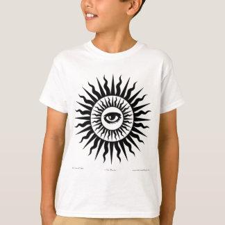 Camiseta Feitiçaria: Sunburst: Olho