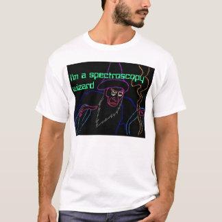 Camiseta Feiticeiro da espectroscopia