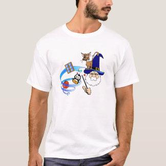 Camiseta Feiticeiro de computador