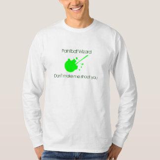 Camiseta Feiticeiro do Paintball